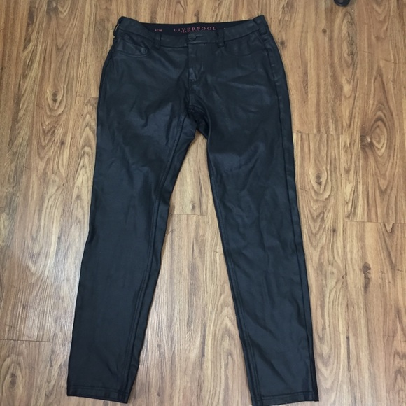 "Liverpool Jeans Company Pants - Liverpool Jeans Co ""Madonna"" Black Skinny Leggings"